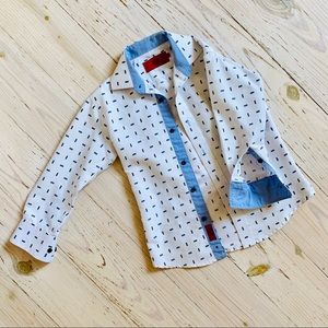 ELIE BALLEH boys shirt